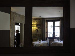 Restaurante Eirado da Leña Pontevedra Iñaki Bretal