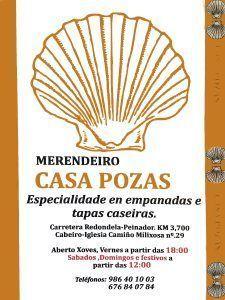 Casa Pozas Cabeiro-Redondela