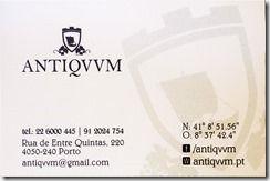 Restaurante Antiqvvm 01
