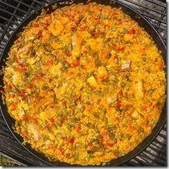 xénese dun arroz campeiro