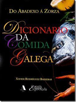 Dicionario comida galega 1