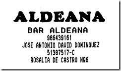 La Aldeana 1