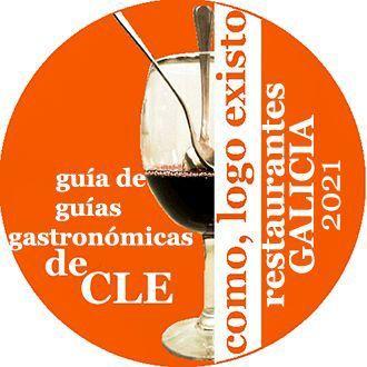 Guía dos mellores restaurantes de Galicia. Listado completo