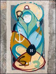 Porto Graffitis 2 Hazul