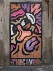 Porto Graffitis 7 The Caver